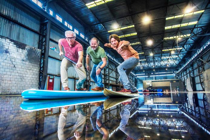 Algemeen Dagblad – Golven op bestelling in de wavepool
