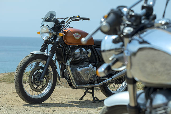 Royal Enfield partner Surfpoel