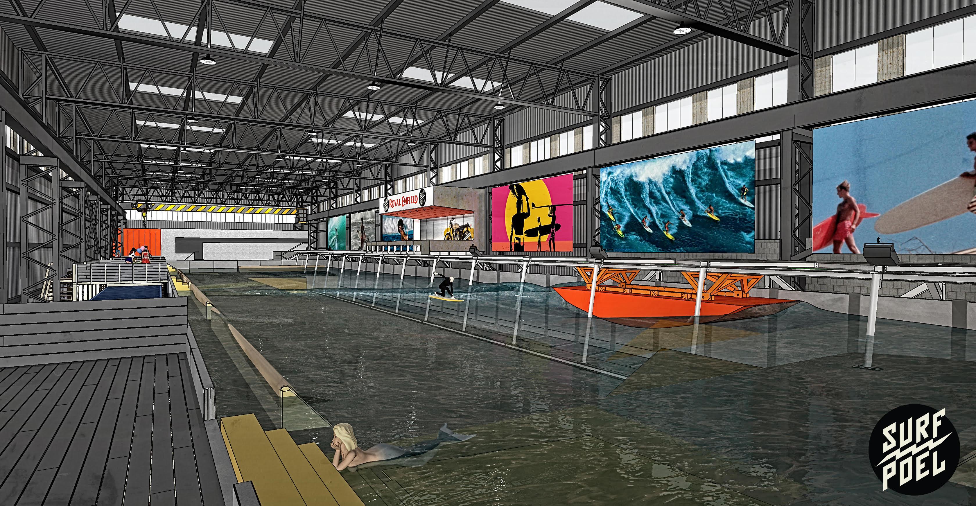 Surfpoel Den Haag